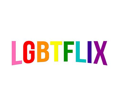 Logo do LGBT Flix