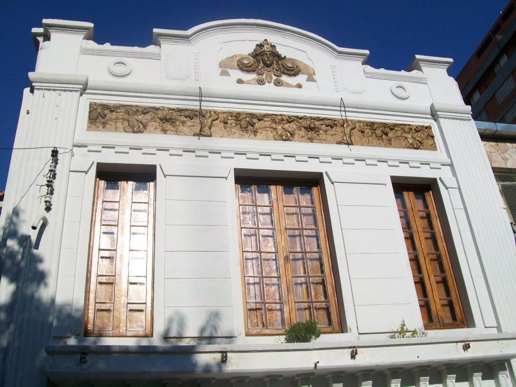 Sede do Casarão Brasil